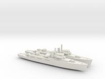 K4 Lorelei 1/1800 x2 in White Strong & Flexible