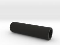 Railbox Crank Handle in Black Strong & Flexible