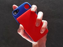 iPhone 5S kit-case in Blue Strong & Flexible Polished