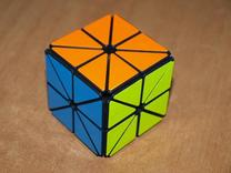 48 cube ver.2 in White Strong & Flexible