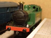 N Gauge BR Lamp 0.2.5 in Frosted Ultra Detail