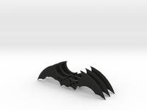 Arkham Asylum Batarang (3 pieces bundle) in Black Strong & Flexible