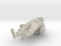 Pyro in Sandstone