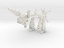 Ransack-tor - Bot mode in White Strong & Flexible