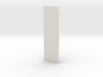 ikea-curtainrail-extender in White Strong & Flexible