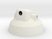 Cap_Test_Thinner in White Strong & Flexible