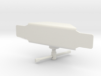 Joist Jaw in White Strong & Flexible