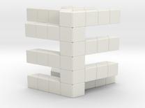 Como Box in White Strong & Flexible