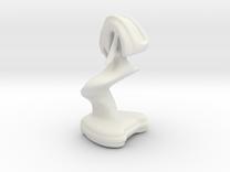 Alien Bust in White Strong & Flexible