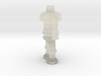 Robotspline in Transparent Acrylic