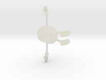 potatoman in Transparent Acrylic