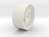 Design Miniz AWD Rims in White Strong & Flexible