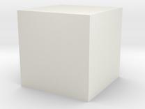 60mm elite skewb dummy in White Strong & Flexible