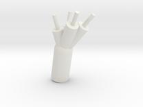 tisch_konnektor_02 in White Strong & Flexible
