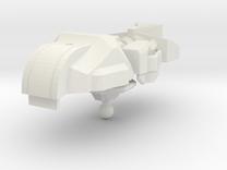 Animated Menasor head in White Strong & Flexible