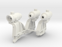 1/6 Russian Rakurs Combat Sight X3 in White Strong & Flexible