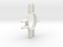 Prongs Attachment in White Strong & Flexible
