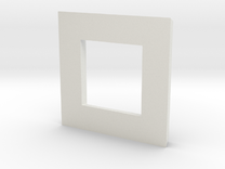 Extrude - 1 in White Strong & Flexible