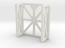 Box Support in White Strong & Flexible