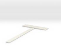 zakdoek in White Strong & Flexible