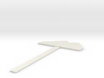 zakdoek2 in White Strong & Flexible