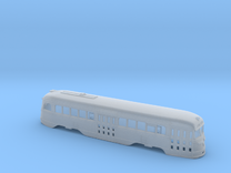 HO Prewar PCC-TTC 4000 series (for ConCor) in Frosted Ultra Detail