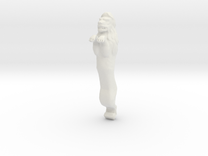 XVI c. lion figurehead_v2. in White Strong & Flexible