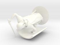 Praetorian in White Strong & Flexible Polished
