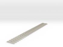 Schwellenjoch Ne Flex neu 95mm in White Acrylic