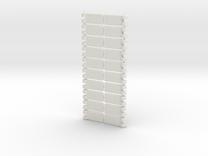 20 flag array in White Strong & Flexible