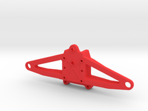 PZW-202 in Red Strong & Flexible Polished