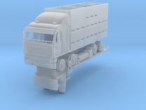 Stock Truck 1:120 revised in Frosted Ultra Detail