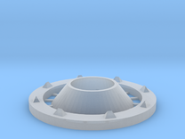 Arc Reactor #2 C in Frosted Ultra Detail