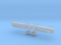 WSW GTW 72 (N scale) in Frosted Ultra Detail