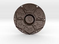 OmotuS in Matte Bronze Steel
