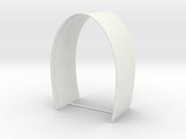 Estensione Galleria in White Strong & Flexible