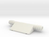 PeltierMount in White Strong & Flexible