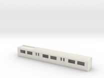 Mk 3 EMU PTS N Gauge 1:148 in White Strong & Flexible