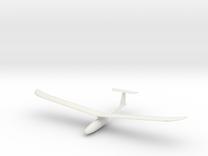 Printed Plane Mini-Me in White Strong & Flexible