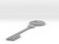 Caroline Denby's key in Metallic Plastic