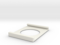 IPad Air Wall Mount  in White Strong & Flexible