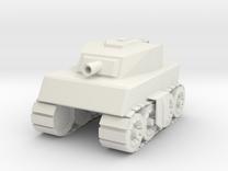 Tankmm in White Strong & Flexible