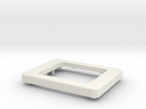IntyKeypad Top in White Strong & Flexible