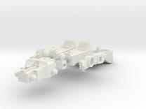 ChromeHead Big Mode in White Strong & Flexible