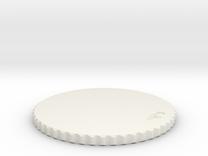 by kelecrea, engraved:                Peta in White Strong & Flexible