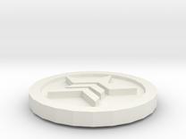 Paragade Token in White Strong & Flexible
