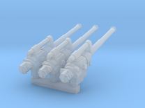 M1391 Long Guns in Frosted Ultra Detail