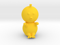 Duckling in Yellow Strong & Flexible Polished
