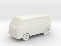 1966 Subaru 360 Van (Sambar) 1:24 in White Strong & Flexible