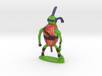 Kids Drawing into 3d Figurine : Ant Warrior in Full Color Sandstone